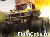 ���������� ������ ���� Monster Truck Rampage